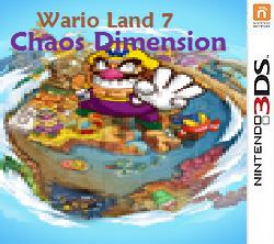 Wario Land 7 Chaos Dimension