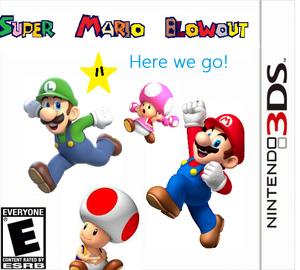 Mario Blowout 7654