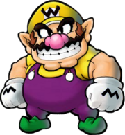 Wario M&L by Ziegs