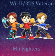 SSBC Roster Mii Fighters