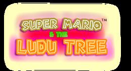 Super Mario & the Ludu Tree Logo