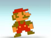 Nes Mario 3D j