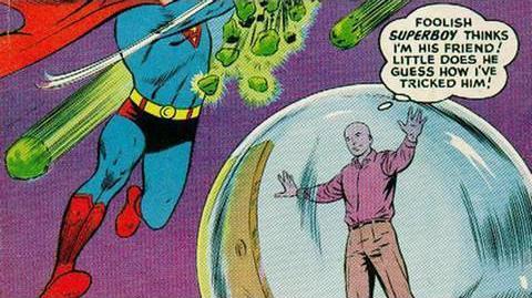 Supervillain Origins Lex Luthor