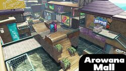Arowana Mall Splatoon Tint