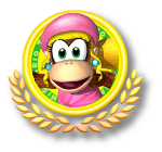 Dixie Kong Tennis Icon