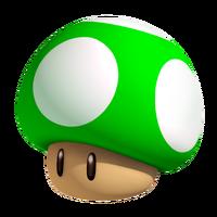 3D 1-Up Mushroom Artwork-0
