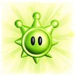 Green Shine Sprite