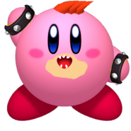 Kirby bowser