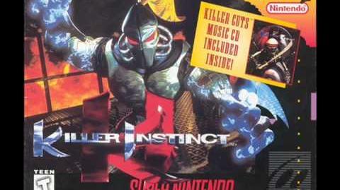 Killer Instinct - The Instinct