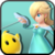 Rosalina and Luma CSS Icon