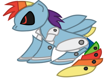 500px-Metal Rainbow Dash by cooleevee759