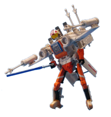 LukeSkywalkerTransformer