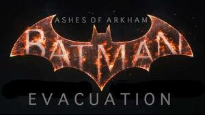 BatmanAshesOfArkhamEvacuationLogo