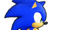 Sonic the hedgehog (Secret elements)