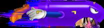 Bullet Waluigi
