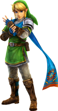 316px-Hyrule Warriors Link Art
