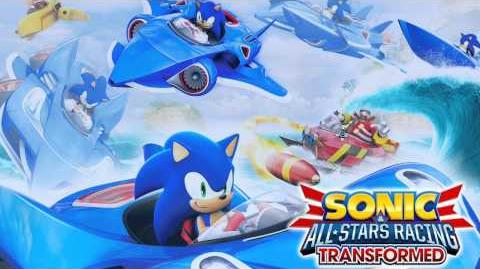 Roulette Road - Sonic & All-Stars Racing Transformed OST