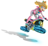 501px-Princess Peach - Mario Kart 8