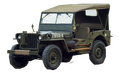 War JeepGunmen