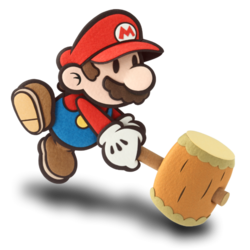 Paper Mario Icon SSB5