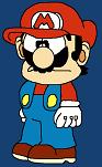 Manga Mario-kun Standard Idle MLMM