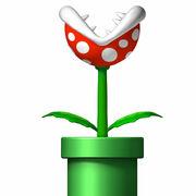 Piranha plant NSMBRPG