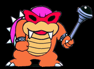Roy Koopa 2D Art Upgrade