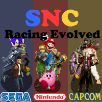 SNC Racing Evolved Logo