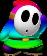 ACL Rainbow Shy Guy