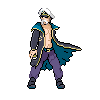 Elite four drake sprite bw remake by vur3-d5cpw4b
