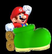 Shoe Mario 5Star