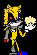Lectro the Cyberhog