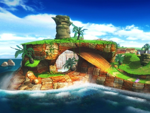 File:GreenHillZone Sonic and SEGA.jpg