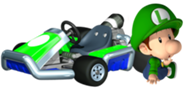 FileBaby Luigi MK9