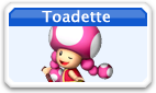 MSM- Toadette Icon