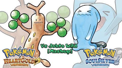 Pokemon G S C & Anime - Johto Wild Pokemon Music Mashup (HQ)