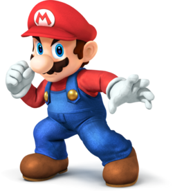 544px-Mario Artwork (alt) - Super Smash Bros. Wii U 3DS