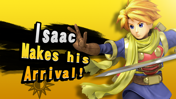 Isaac (Smash V) | Fantendo - Nintendo Fanon Wiki | Fandom ...  Isaac (Smash V)...