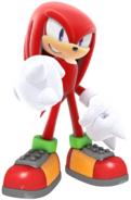 Knuckles the echidna by mintenndo-d5n7ab1