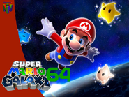 SuperMarioGalaxy64