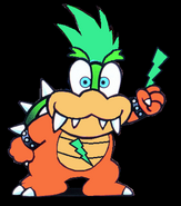 Alex Ember Koopa 2D Art Upgrade