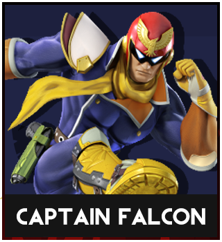 Captain FalconSSBV