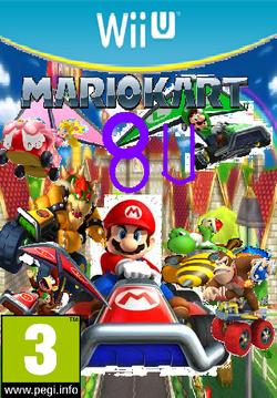 Mario Kart 8 U Box (revision)