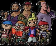Tetra's Pirates