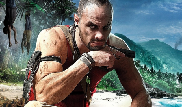 how to use knife in far cry 3 ps3