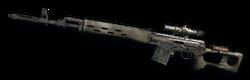 FC3 cutout sniper svd