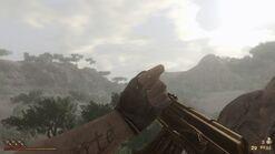 Golden Ak-47 pulling