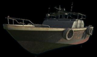 FC3 cutout patrolboat