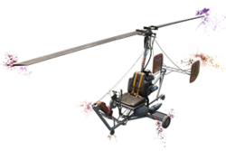 Far Cry 4 Gyrocopter