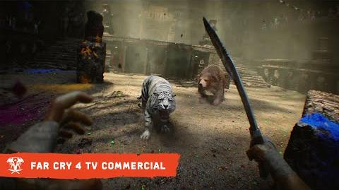 Far Cry 4 TV Commercial-0